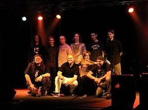 2007 ME AND THE WHITE RABBITS WHITE
