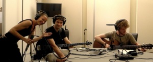 ME AND THE WHITE RABBITS @ RADIO SESSION BERLIN