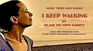 ME AND THE WHITE RABBITS I Keep Walking OFFICIAL MUSIC VIDEO 2013